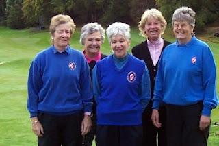 D&A County Past captains play golf