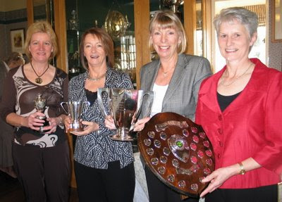 The 2008 Greenlees Trophy Winners - Click to enlarge