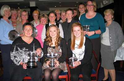 Some of the Rlcga Prizewinners - Click to enlarge