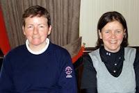 Donna Jackson and Liz Stewart