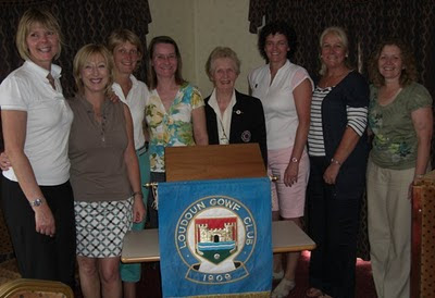 Coronation Foursomes Winners - Click to enlarge