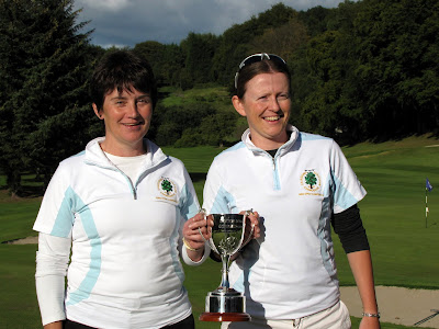 Frances Millar and Claire Penman - Carnoustie - Click to enlarge