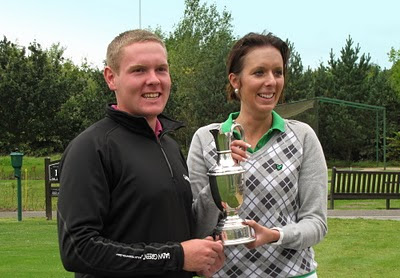 The Scottish Foursomes Champions -- Click to enlarge