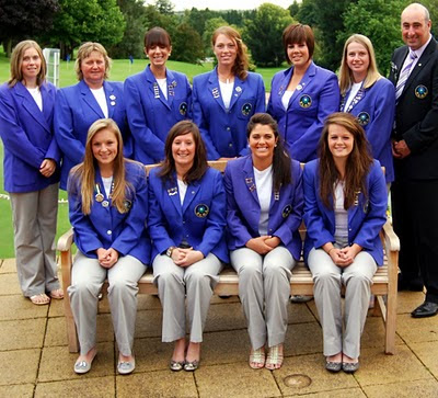 The 2010 Scottish Team - Click to enlarge