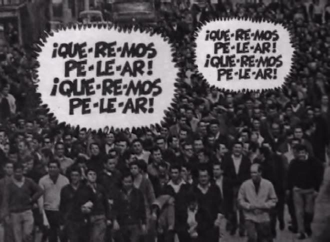 LO DE SIEMPRE, UN GUION DE HISTORIETAS