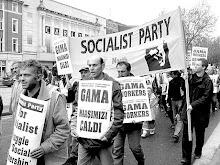 Socialist Party (CIT Irlanda) apoyando a trabajadores
