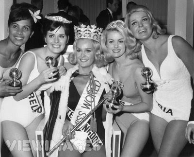 MISS WORLD HISTORY - Page 2 1965mscourt