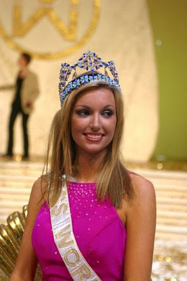 Choose the best and worst winner of mw for decade in august 2003 she entered the miss ireland finals in dublin and winning the competition found herself competing for the title of miss world thecheapjerseys Images