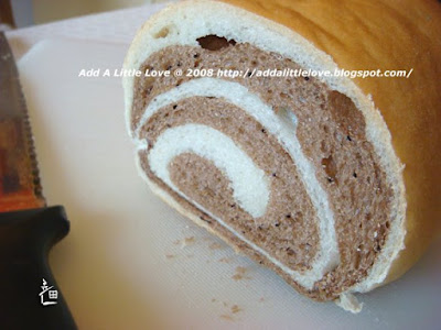 Cocoa Bread Roll