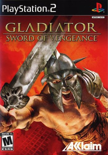 Torrent Super Compactado Gladiator Sword Of Vengeance PS2