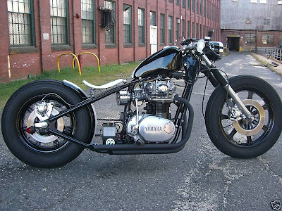 Yamaha XS650 Chopper Picture