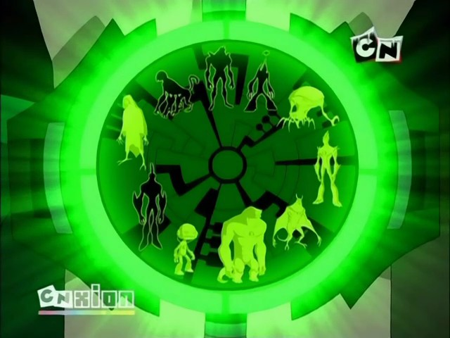 IMAGENES BEN 10 ALIEN FORCE