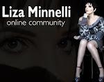 LIZA MINNELLI ONLINE COMMUNITY