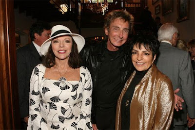 LIZA Attends Wedding Judge Judy Marries Michael Feinstein And His Partner Of 11 Years Terrence Flannery