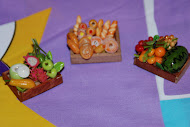 Malaysia Fruits, Breads