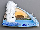Singapore Meerlion (3 pcs)
