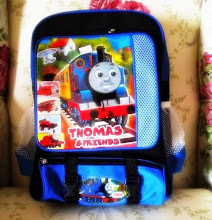Thomas and Friends Bag Pack + Pencil case
