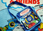 Thomas and Friends bags pack /sling design 88 (available stocks)age 3y -5yrs.