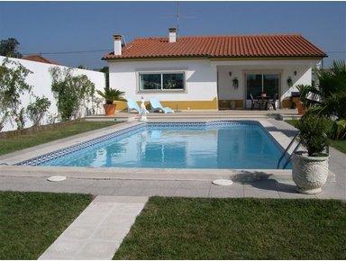 Projetos de casas terreas com piscina for Casas c piscina