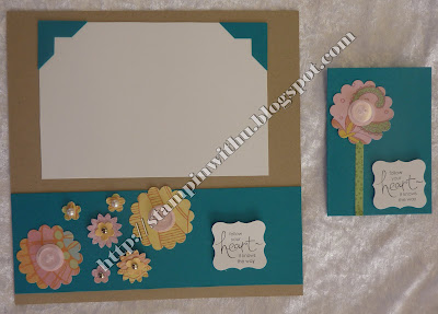 8x8 Scrap page and Card - New Demo Create Day