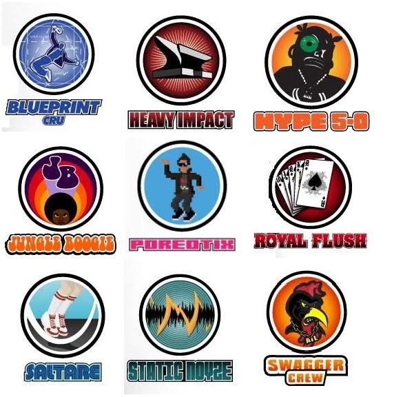 blogging americas best dance crew abdc5 logos which