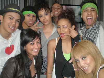 With Team Millennia On Wednesday January 28 After The Britney Spears Challenge In Which They Were Eliminated From Americas Best Dance Crew Season 3