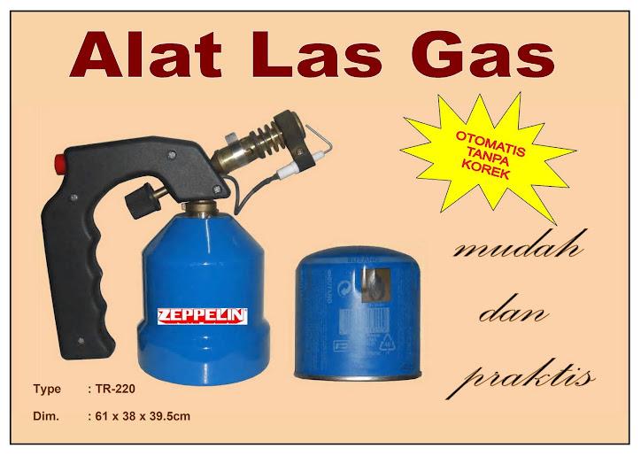 Alat Las Gas