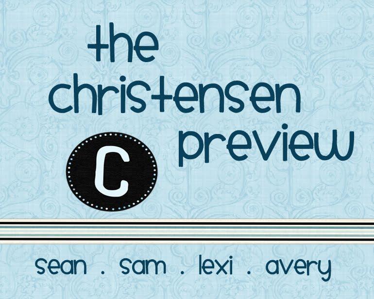 The Christensen Preview