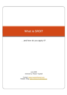 What is SROI? - Download White Paper