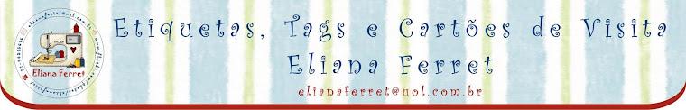 ETIQUETAS & CARTÕES - Eliana Ferret