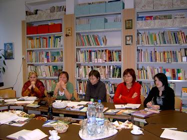 Könyvtárostanárok