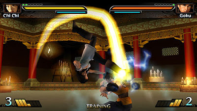 Primeras imagenes del videojuego de DragonBall Evolution Para Psp de momento Ap_20090203113713959