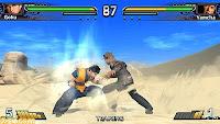 Primeras imagenes del videojuego de DragonBall Evolution Para Psp de momento 090209_01
