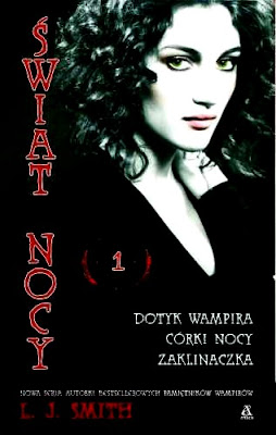 Świat nocy 1. Dotyk wampira; Night World No.1, Secret Vampire