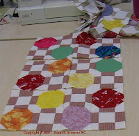 Christy's quilt blocks
