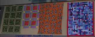 quilt display