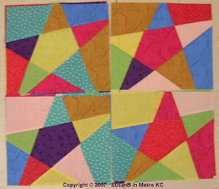 pointless star quilt blocks