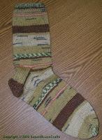 sock - Cathy
