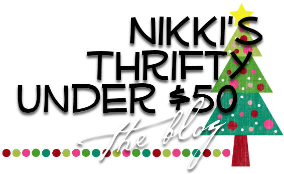 Nikki is SO thrifty!