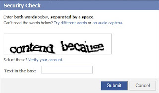How To Stop The Security Check on Facebook