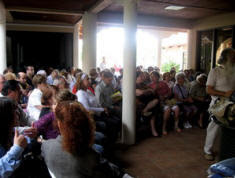Todos asistieron con nosotros interesados en Terapia Homa.