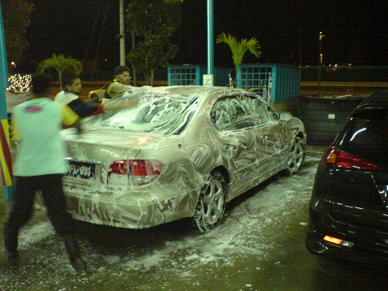HAND CAR WASH