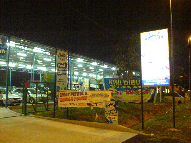 D' Annas Car Wash & Polish in Sungai Petani (Near Taman Kempas)