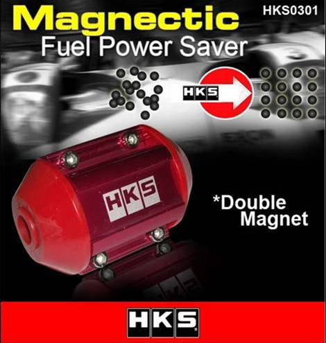 HKS Super Magnet - Save Petrol - Rm150
