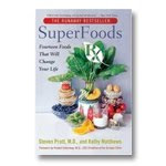 SUPER FOODS BOOK AND WEBSITE