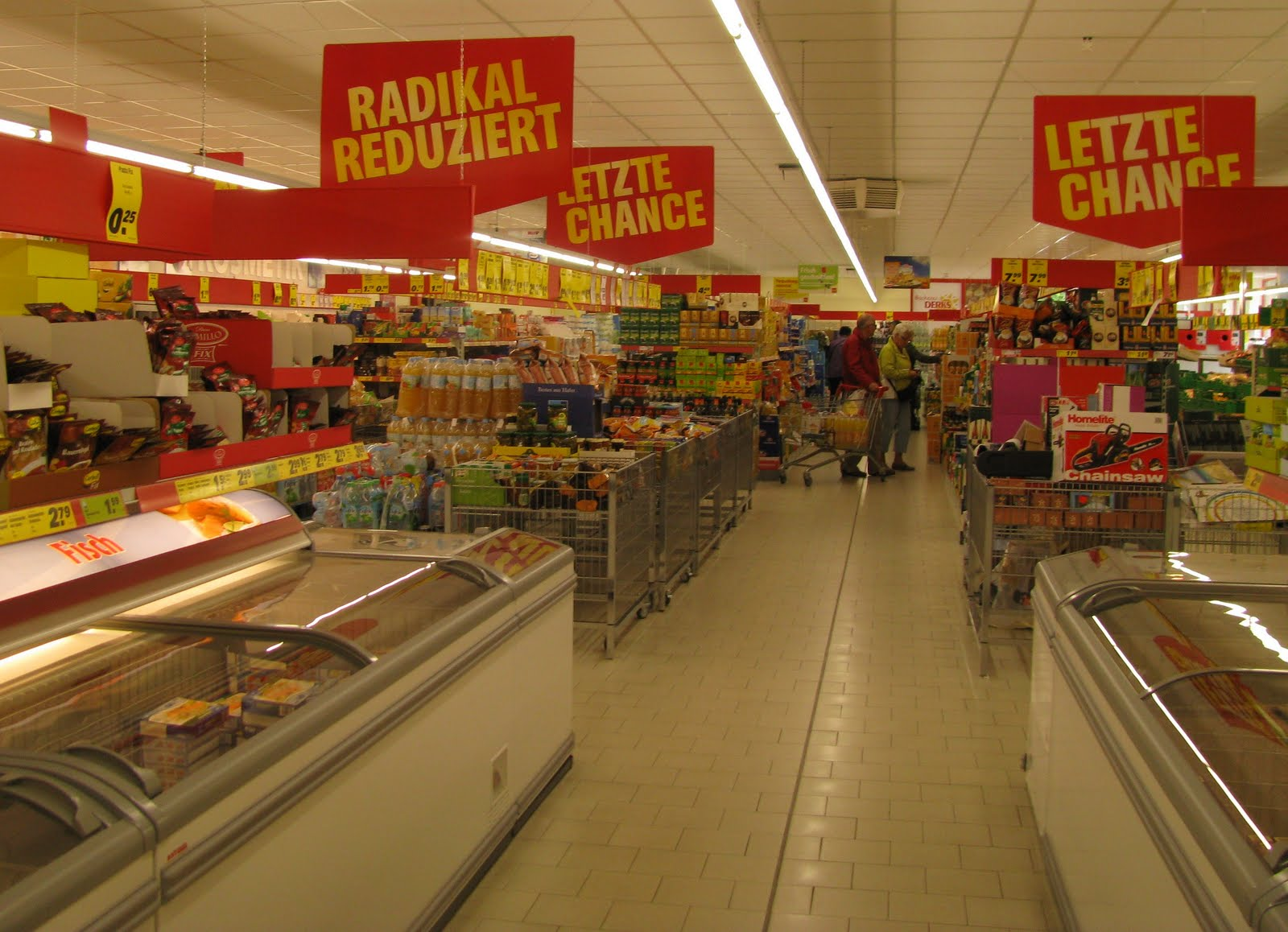 supermarkt in kleve