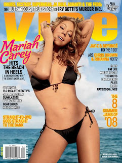 Mariah Carey, Vibe Magazine Covergirl!