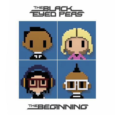 black eyed peas beginning album artwork. 9700, The