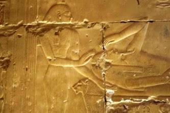 Reiki en Egipto