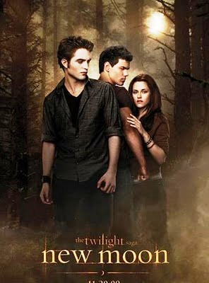 New Moon DVD Party
